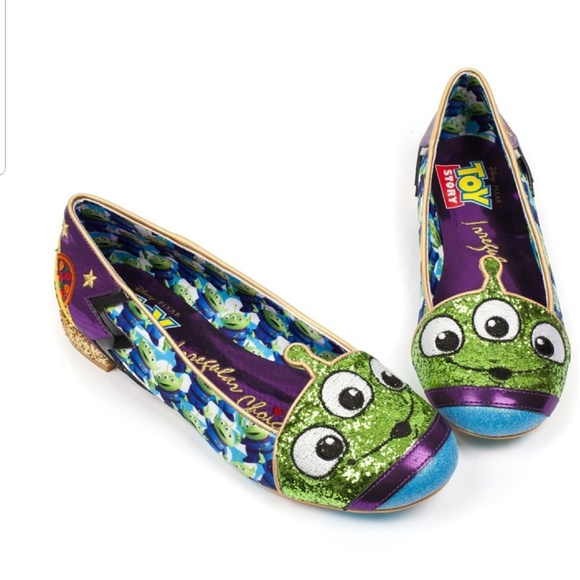 Irregular Choice Shoes Toy Story Disney Poshmark
